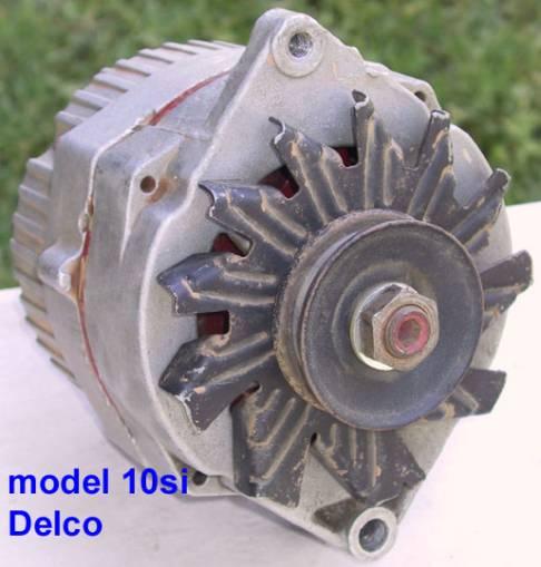 Delco Remy 10si Alternator Wiring Diagram : Alternator theory version r plain text