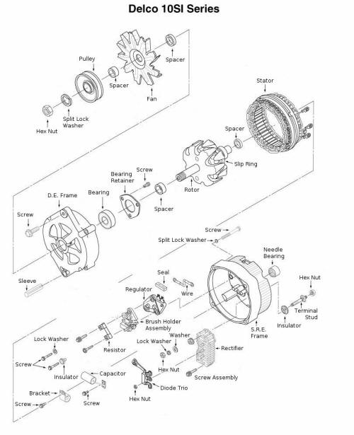 Alternator Theory Version 17 R 1