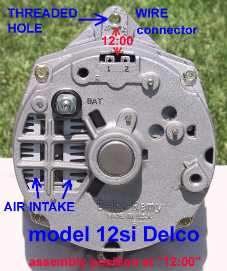 alternator theory v15 delco remy alternator wiring diagram #7