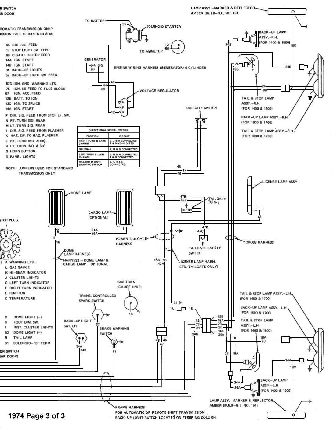 Tom Oljeep Collins Fsj Wiring Page