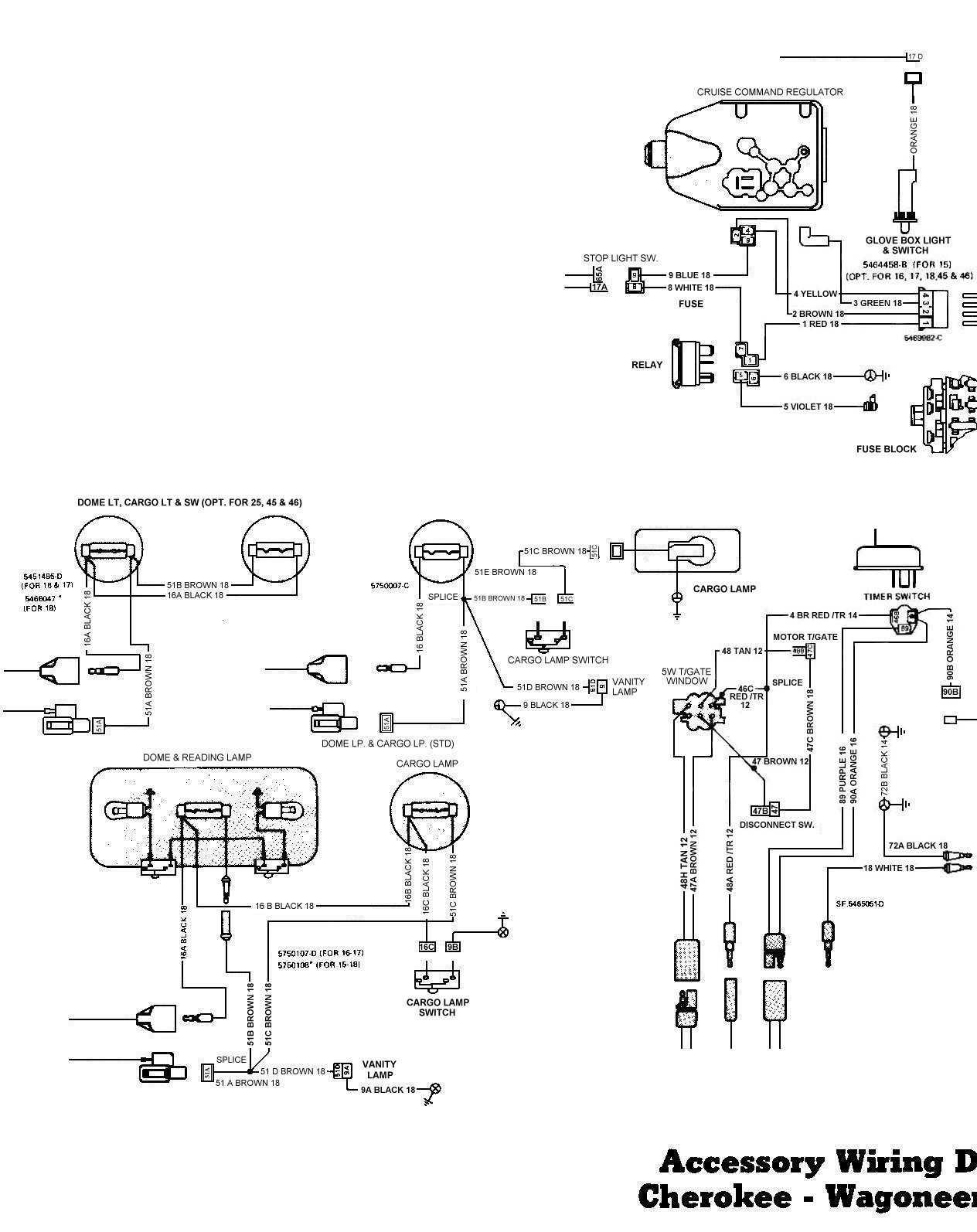 wiring accessories page 1