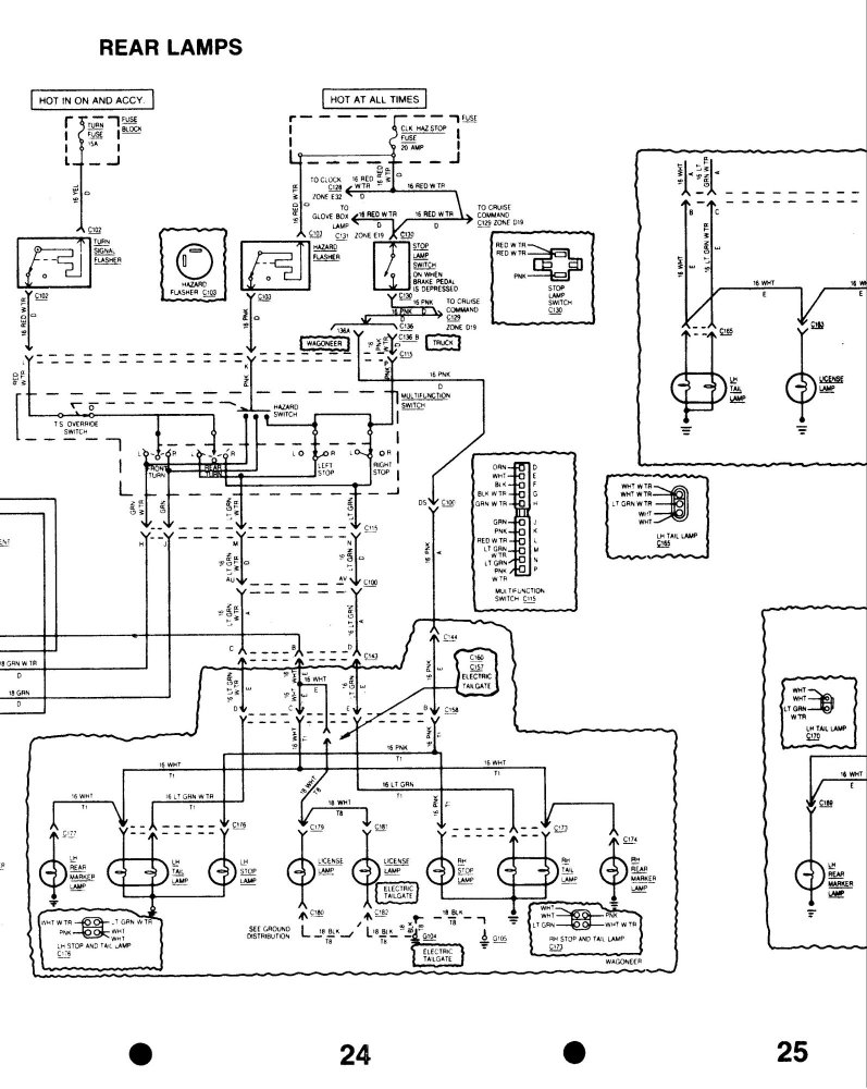 97 F350 Gpr Wiring Diagram Lly Injector 27 Images 84 85 Fsj Wiringdiagrampage13 6 2 Diesel Place Chevrolet And Gmc Truck