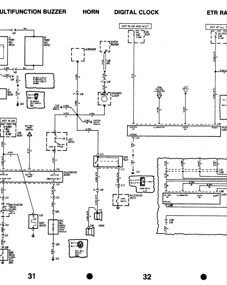 Another Horn Relay Question International Full Size Jeep Wiring Diagram Looking At The Diagrams On Oljeep