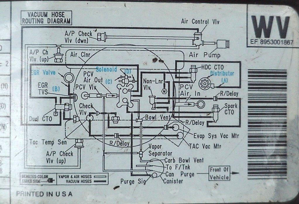 installed edelbrock 1406, dies under load [Archive] - International ...